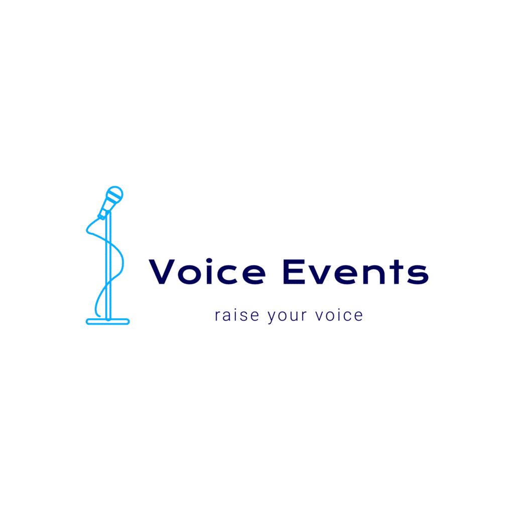 Logo Voice Events