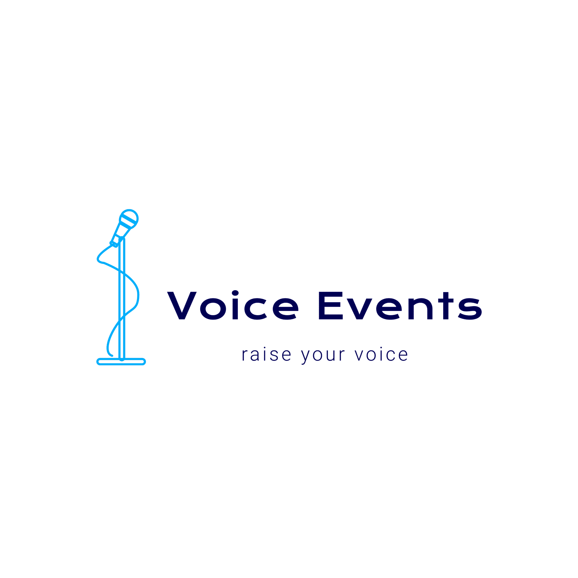 Logo Voice Events